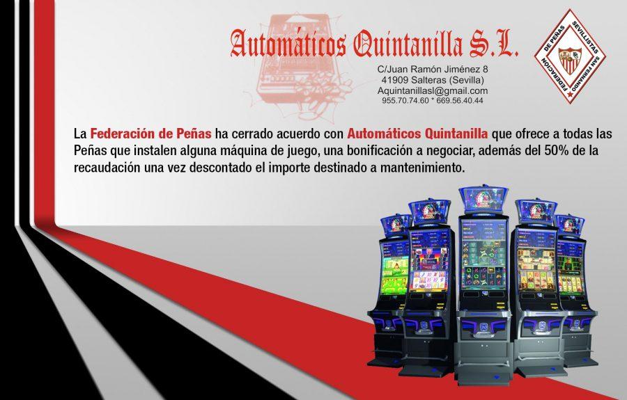 Automaticos Quintanilla