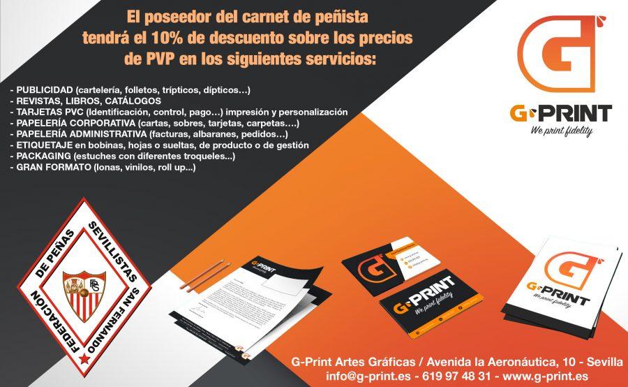 Cartel G-Print