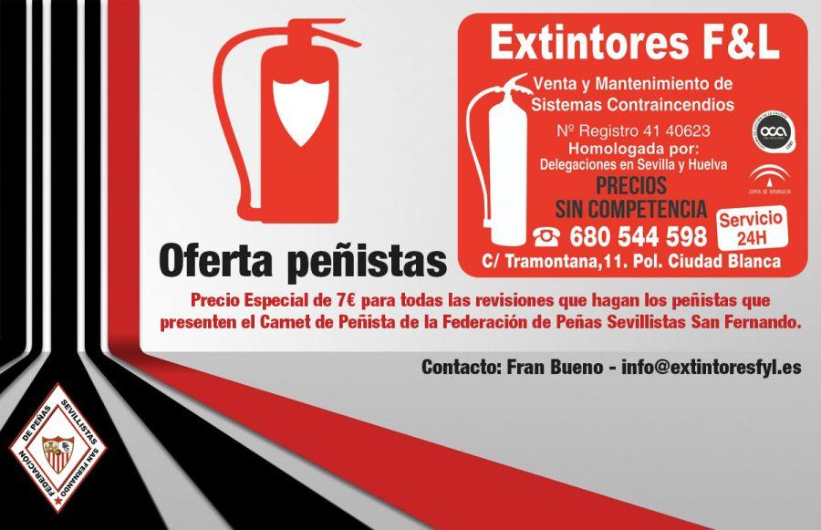 Extintores Peñistas