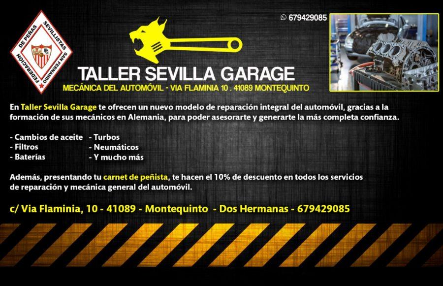 Sevilla Garage