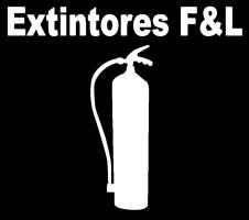 logo cuadrado extintores F&L
